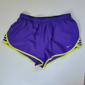 Nike Dri-Fit Lined Running Shorts Size Small